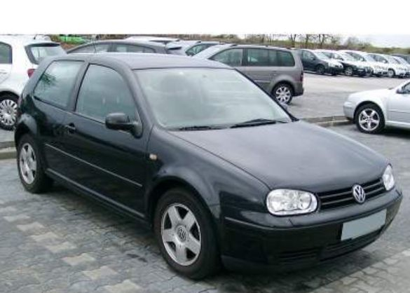 Volkswagen Golf 4 1,6 на части