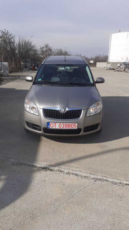 Skoda Roomster import Germania motor 1,4 tdi ,80 cp