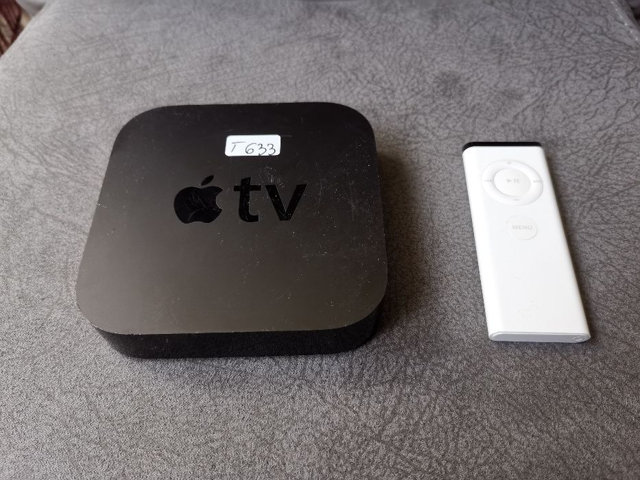 Apple TV A1469 (3rd Generation) perfect fuctional Netflix, Youtube Timisoara - imagine 1