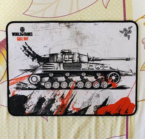 Mousepad World of Tanks Speed edition