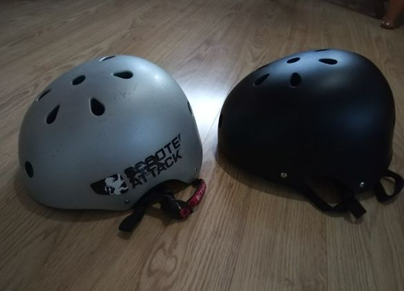 Каски и протектори за колело,ролери,бмх,кънки и др.
