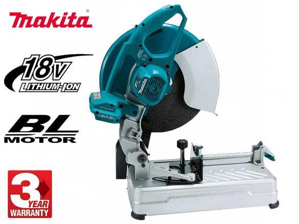 Циркуляр Makita DLW140Z за рязане на метал, диск ф 355 мм,3800 об./мин