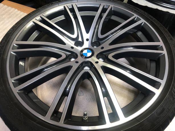 Jante Originale BMW G30 -sty 759I, pe 20 cu anvelope VARA !