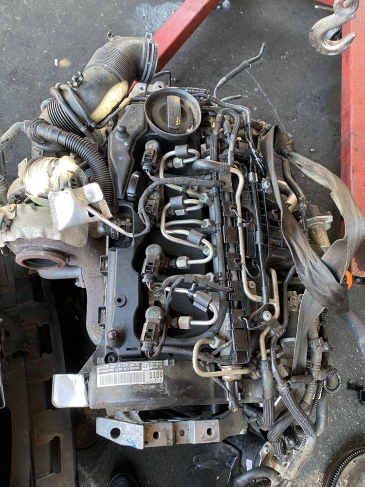 Motor vw 1.6tdi\CAY\euro 5