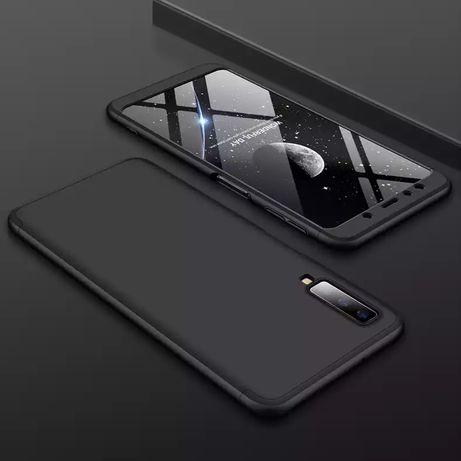 Кейс 360° градуса мат за Samsung Galaxy A7 2018 / A9 2018 A30s A50