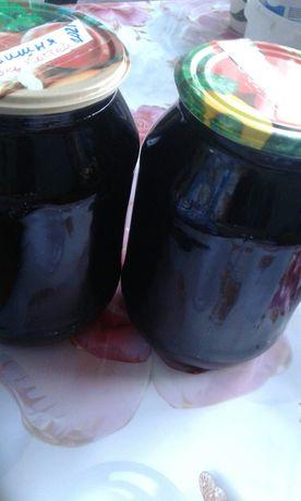 Вишнёвый сироп ,варенье вишнёвое с косточками и без 1650 тг литр