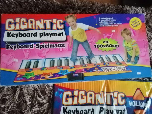 Tastatura de dans tip pian