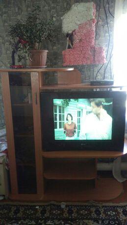 Срочно продам мини стенка для телевизора