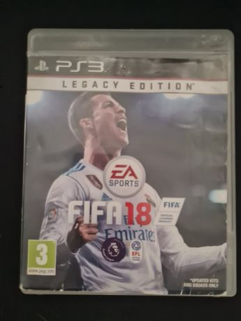 Fifa 18 ps3 playstation 3