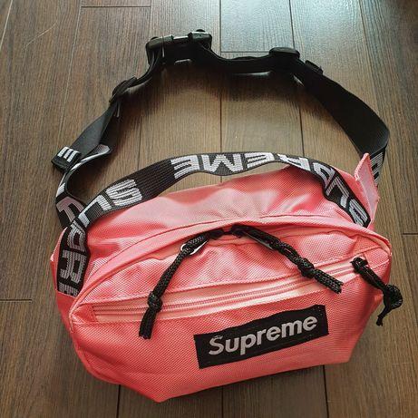 Разпродажба SUPREME паласка / чанта за през рамо или кръст