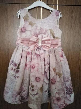 Детска официална рокля размер 104