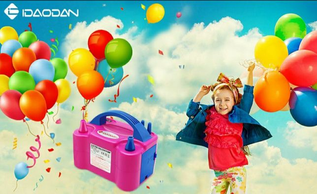 Pompa electrica compresor pentru umflat baloane ROZ