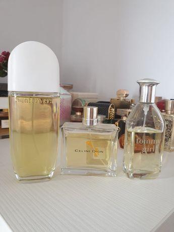 Lot parfumuri originale 100 ml Tommy Girl, Sunflower, Celline Dion