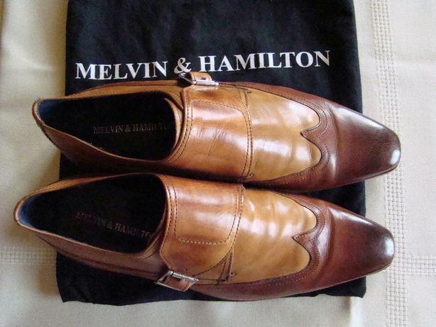 Melvin&Hamilton-Eleganti Pantofi din piele,nr 44-originali-(oferta)
