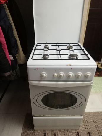 Газовая плита с духовкой и новый редуктор