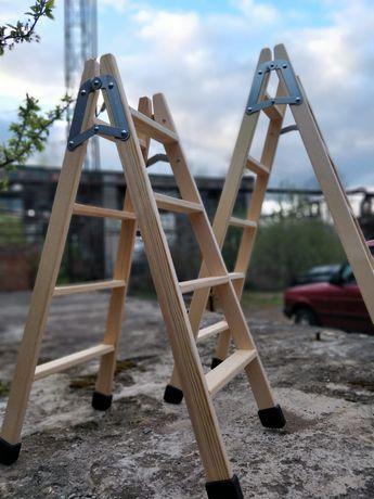 Scara de lemn pt constructi