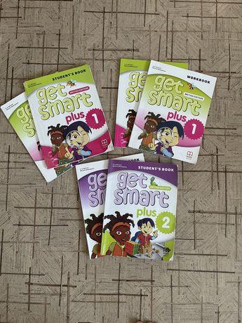 """Учебники по англ «get smart"""" (1 и 2 кл)"""