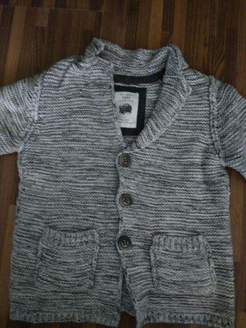Sacou Zara/pulover/cardigan baieti