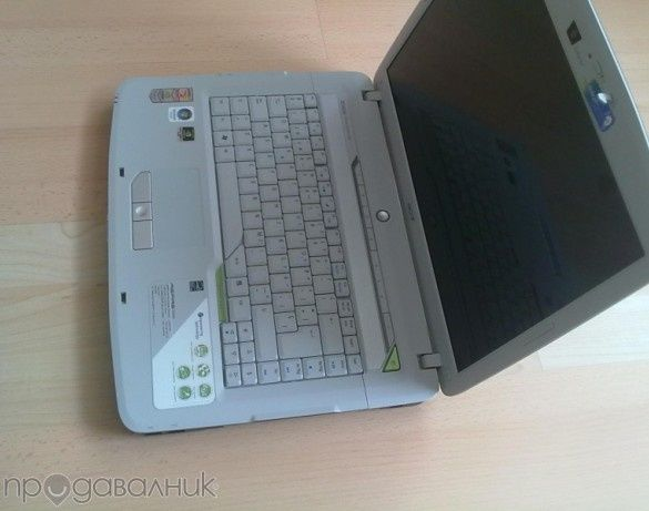 Продавам лаптоп ACER Aspire 5520g на части