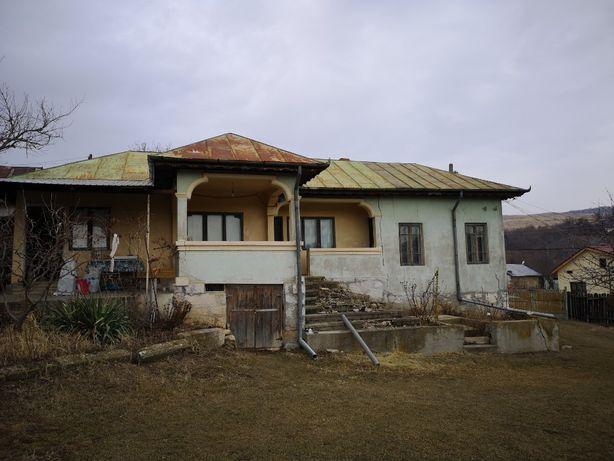 Schimb sau Vand Casa+Teren Naeni,Buzau