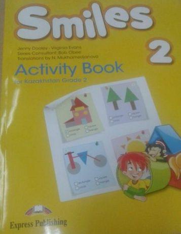 Smiles 2 activity book