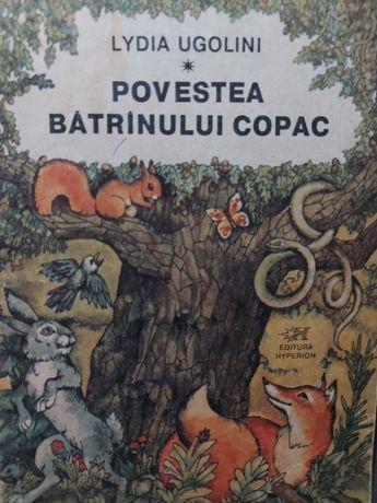 Povestea batranului copac - Lydia Ugolini
