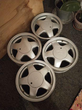 Титановые диски на R14