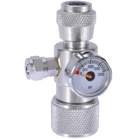 Reductor presiune CO2 acvariu