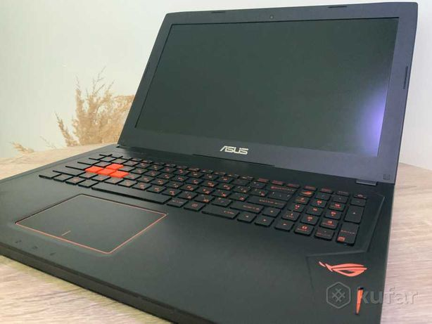 Asus Rog GTX 1070 8GB Монитор 17.3 256 SSD 1000HHD 16ОЗУ