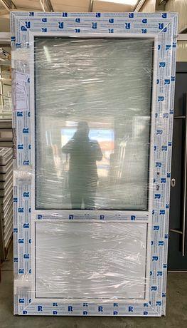 Uși Termopan PVC