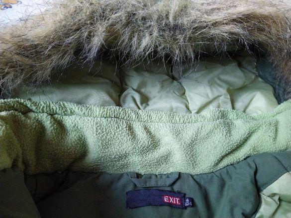 Яке EXIT и поларено яке, размер 104/ 3-4 г.