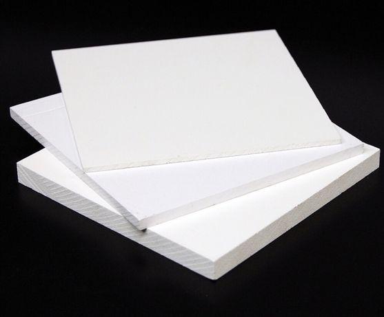 ПВХ поливинилхлорид вспененный листовой пластик.