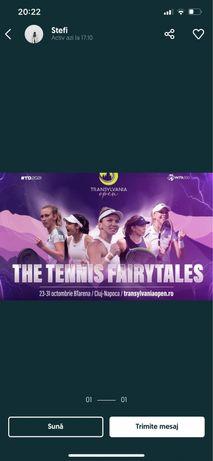 Vand 2 bilete Transylvania Open