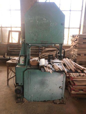Utilaj tamplarie lemn - Banzic / fierastrau panglica