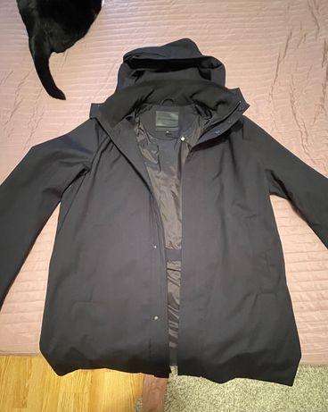 Emporio Armani Trench Over Jacket