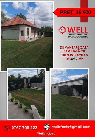 De vânzare casă în Lemnia, jud. Covasna