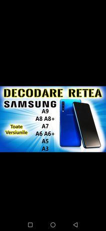 Decodez/decodare orice model Samsung S20 S10/ note 10/ a10 a20 etc