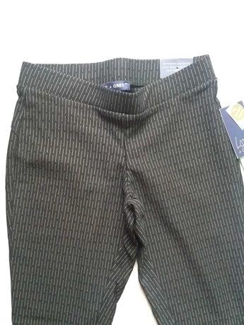 Стреч Дамски черен официален  панталон Petite, чисто нов с етикет!