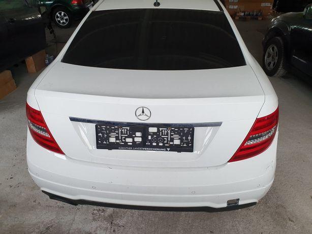 Dezmembrez Mercedes W205 Coupe , 1.8 benzină,  2013