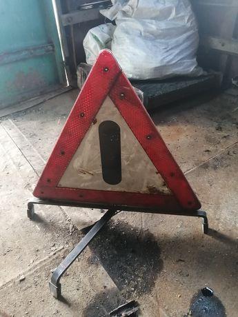 Продам аварийный знак