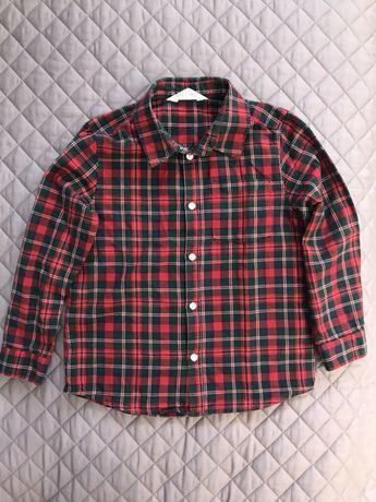 Рубашка h&m 6 лет