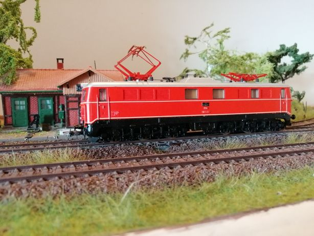 Locomotiva HO - Roco - OBB 1110.14 - trenulet electric