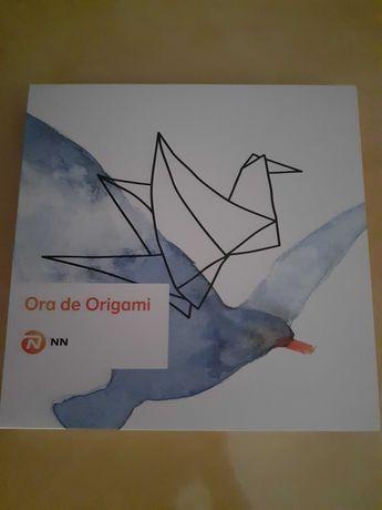 Joc creativ Oregami