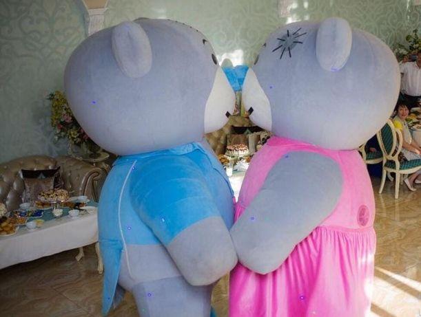 Пневмокостюм Тедди мишек