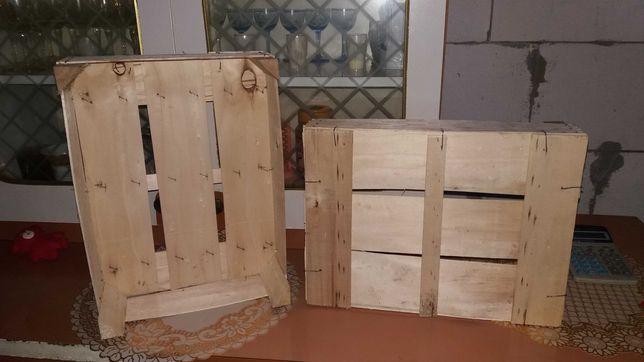 Ladite din lemn pentru fructe si legume cirese prune caise struguri
