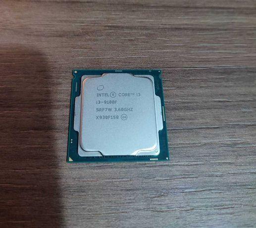 Procesor i3 9100F