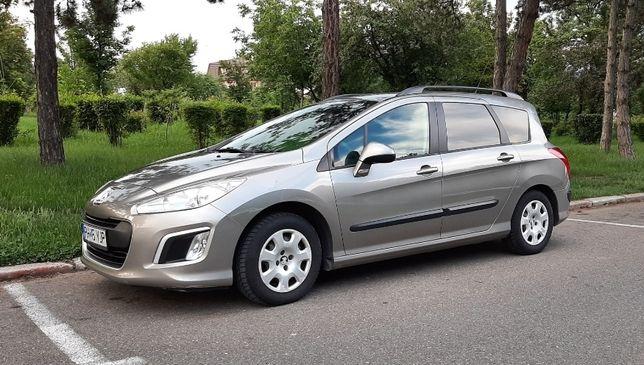 Vand/schimb Peugeot 1.6 hdi SW _ 11/2012