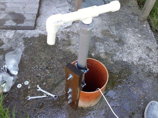 pompa apa manuala gradina