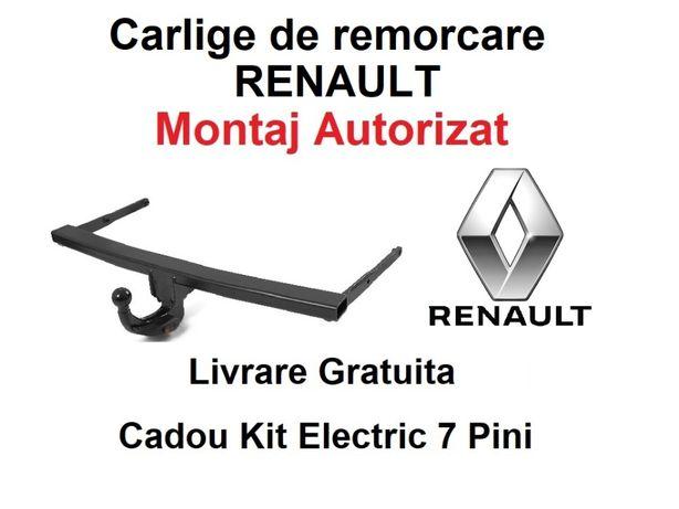 Carlig Remorcare RENAULT Espace IV 2002-2015 Livrare Gratuita Omologat