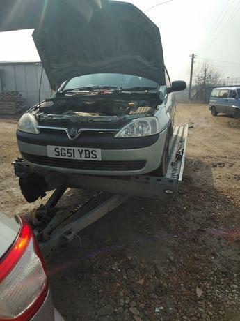 Opel CORSA C pentru dezmembrat